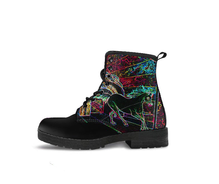 Electric Horses - WOMEN'S BOOTS