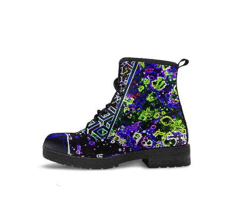 Electric Pineal Gland - Vegan Men's Boots