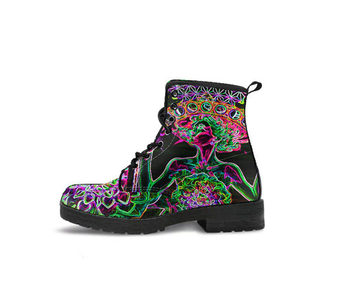 Electric Gate of knowledge - Women's Boots