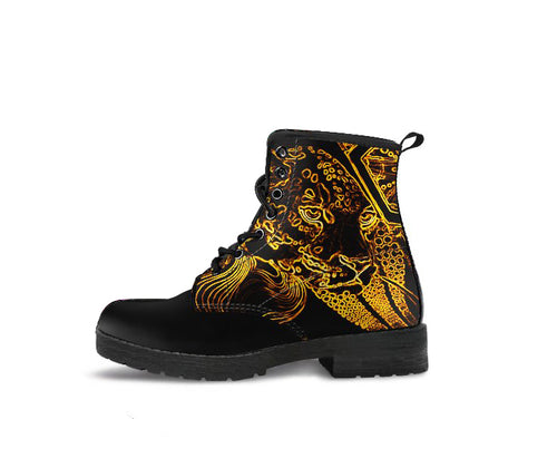 Electric Tigris - Vegan Men's Boots