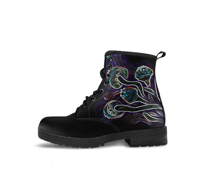 Glowing Shrooms - Women's Boots