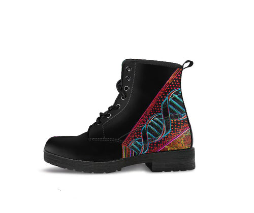 Electric DNA - Vegan Men's Boots