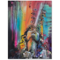 Inside My Spirituality -  Premium Canvas Gallery Wrap Print