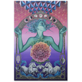 The Gate of Knowledge Premium Canvas Gallery Wrap