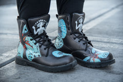 Butterfly - Vegan Women's Boots