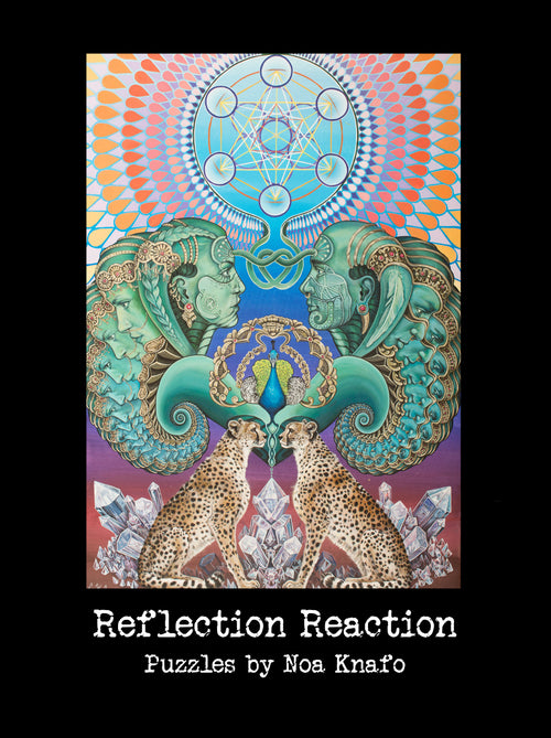 Reflection Reaction - Jigsaw Puzzle