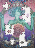 The Gate of Knowledge - Jigsaw Puzzle