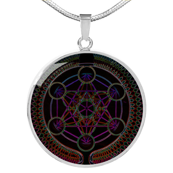 Electric Metatron - Necklace