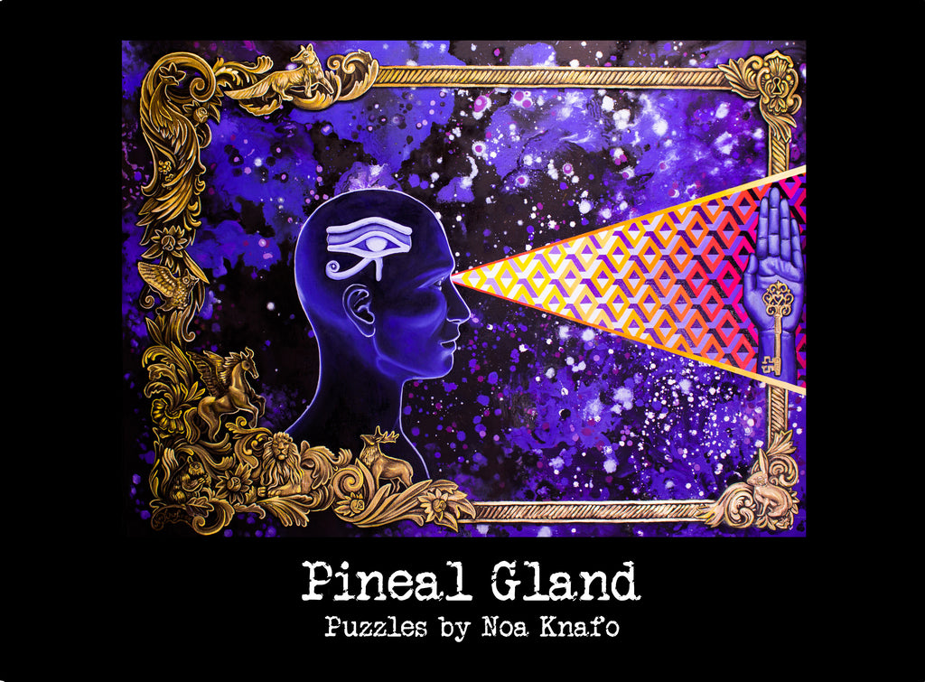 Pineal Gland - Jigsaw Puzzle