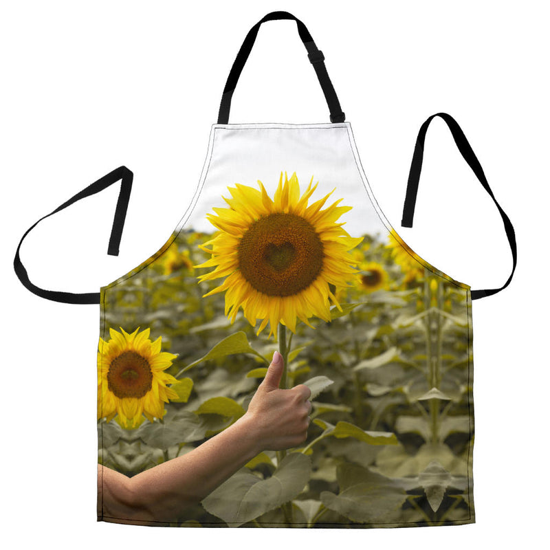 Sunflower Heart - Women's Apron