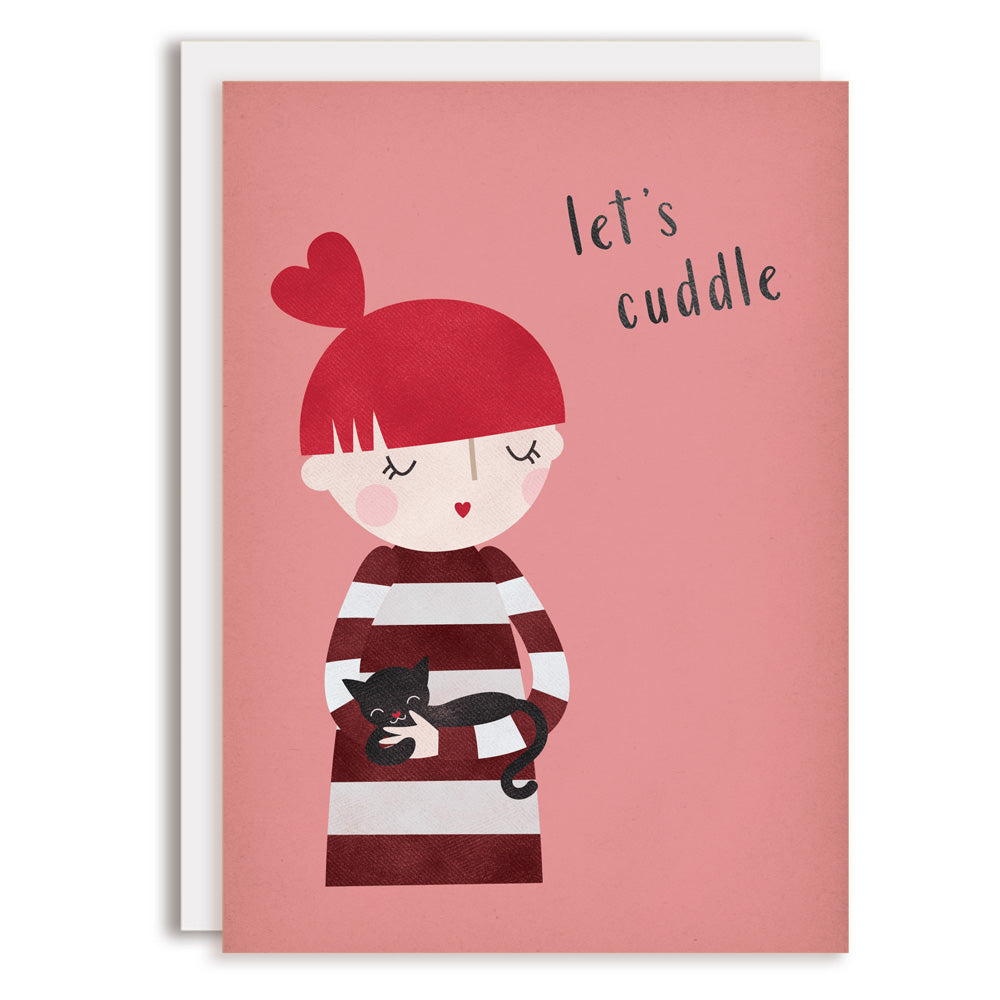 RD0220 - Let's Cuddle Card