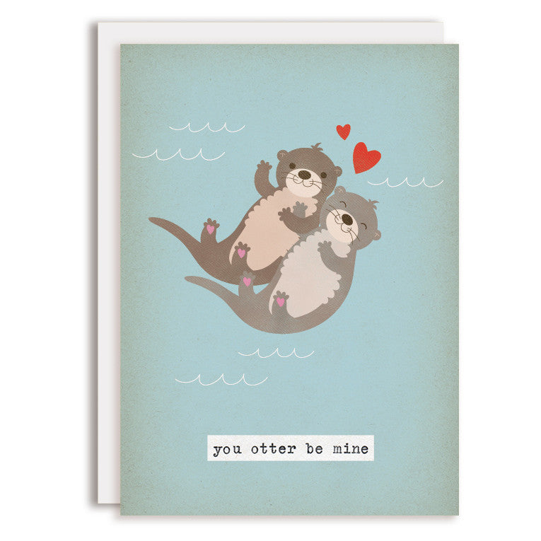 RD0037 - You Otter Be Mine