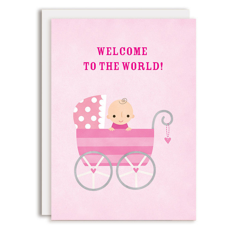 RD0102 - Welcome to the World - Girl