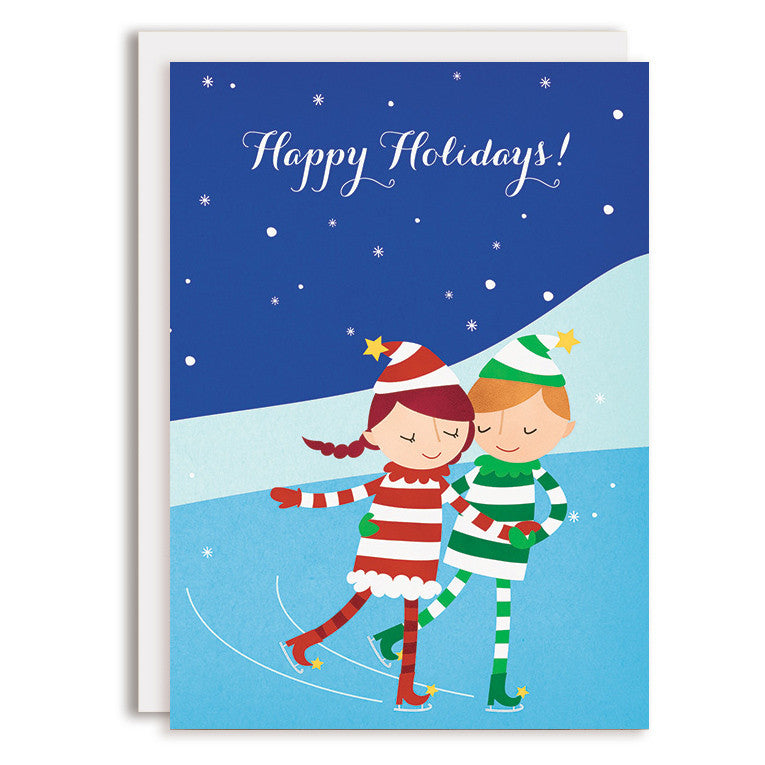 RD0121 - Holiday Skate - Elves