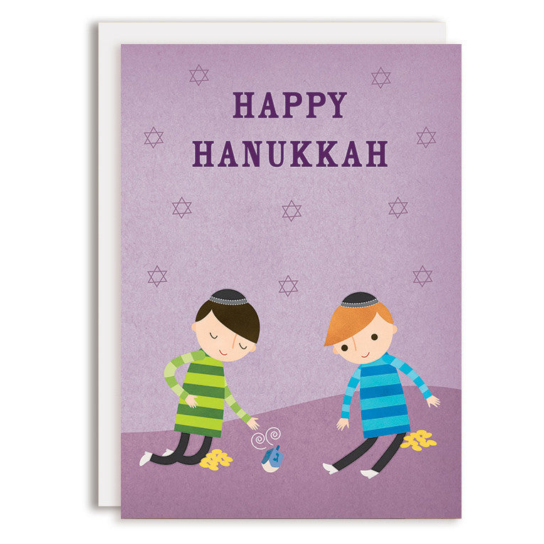 RD0134 - Happy Hanukkah - Boys