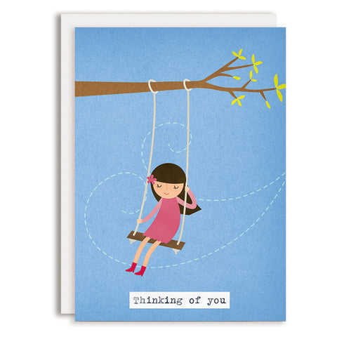 RD0147 - Thinking of You - Tree Swing