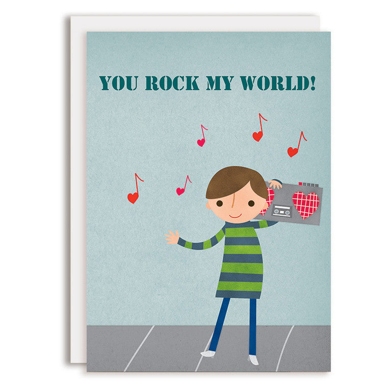 RD0187 - You Rock My World! - Boy