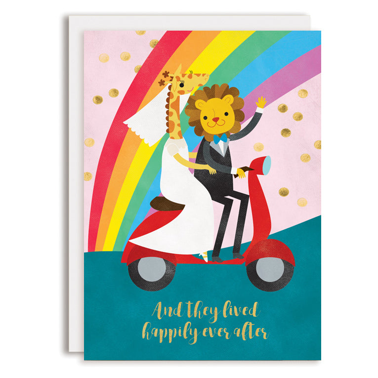 RD0205 - Moped Animals - Happily Ever After