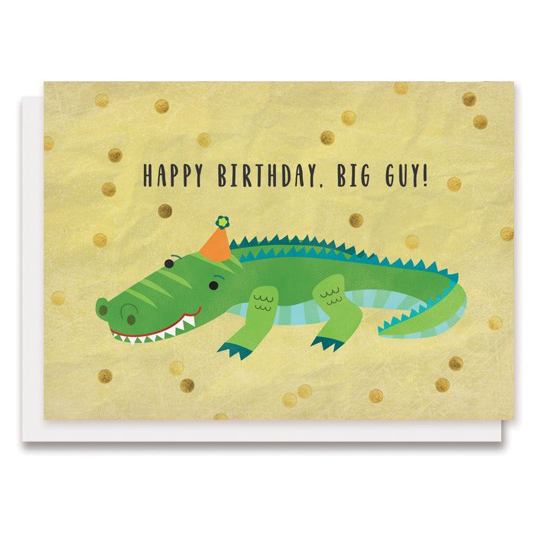 RD0210 - Happy Birthday - Big Guy