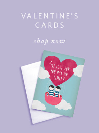 Valentine's Cards - Shop Now