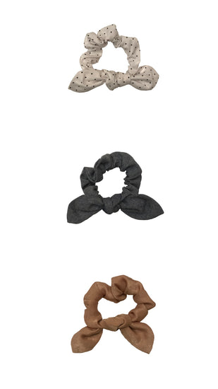 BOW SCRUNCHIE BUNDLE