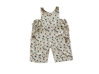 PIPER FALL LEAF JUMPSUIT