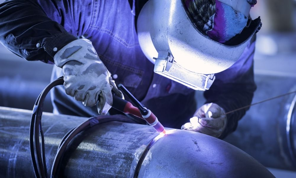 Common TIG Welding Applications