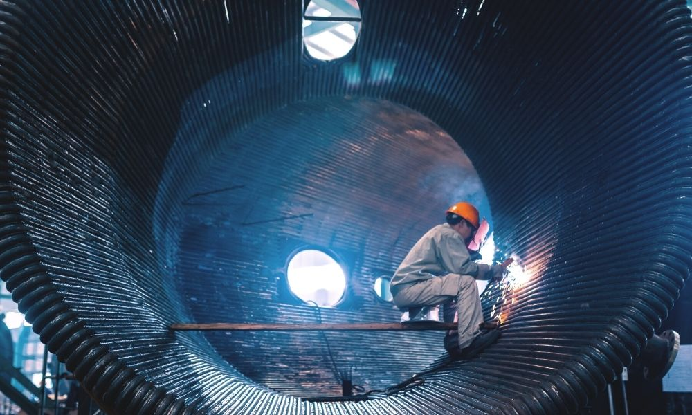 The History of Welding: An Overview