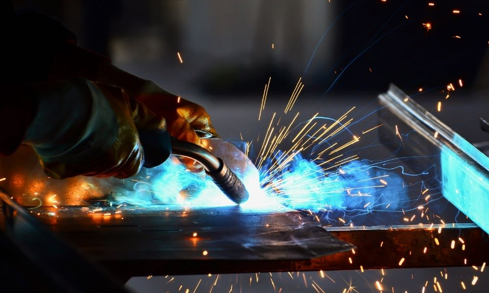 Welding Machine Maintenance Checklist