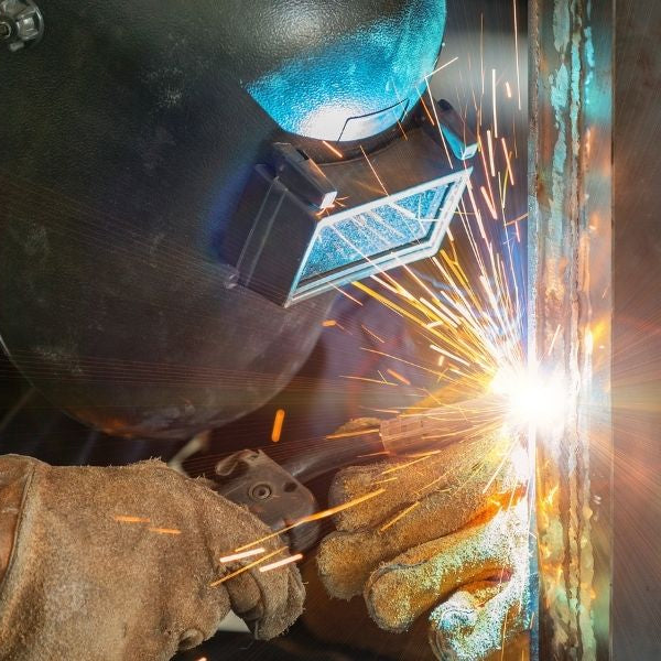 The Basic Operation of a MIG Welder