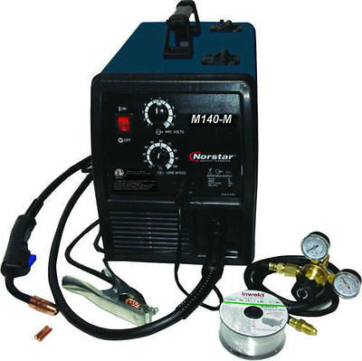 REFURBISHED Norstar M140-M 115V MIG Welder 3 YEAR WARRANTY