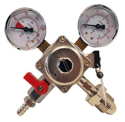 Norstar Premium Series Nitrogen Beverage Regulator