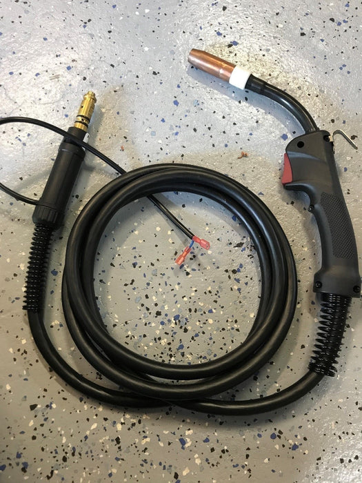 NEW Lincoln Magnum FLEX HEAD 100L K530-5 Replacement MIG Welding Gun Torch 100A 12'