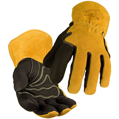 BM88 BSX Black Stallion Premium Pigskin & Cowhide MIG Gloves