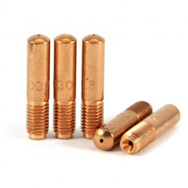000-067 .030 Miller Style contact tip package of 25