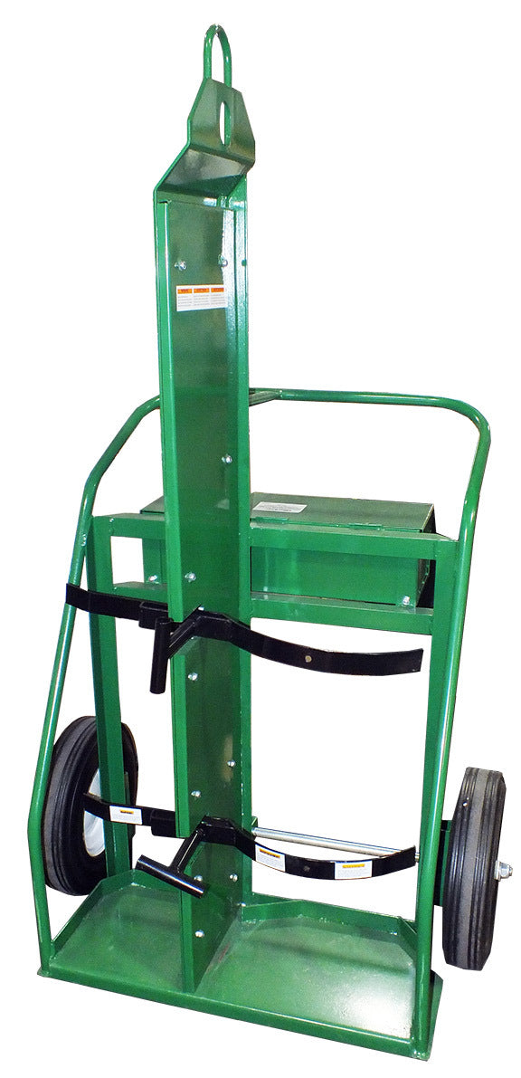 Firewall Cylinder Cart with 2 Lifting Eyes