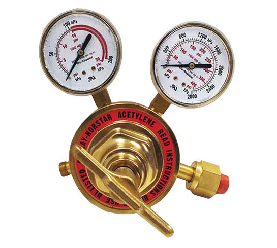 Heavy Duty Acetylene Regulator CGA 300
