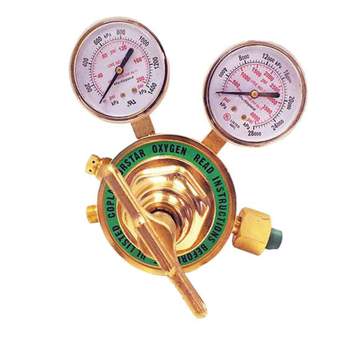 Heavy Duty CGA 540 Oxygen Regulator