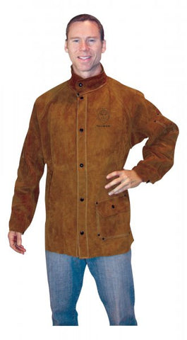 "NEW: John Tillman 3830 Premium Heavyweight 30"" Cowhide Jacket"