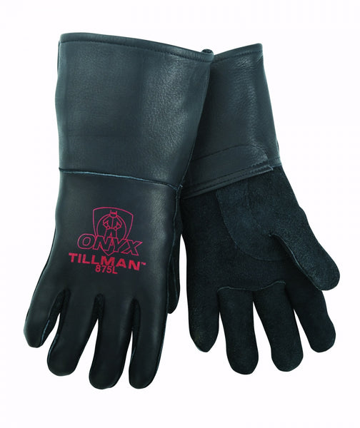 NEW: John Tillman 875 Onyx All Black Premium Welding Gloves