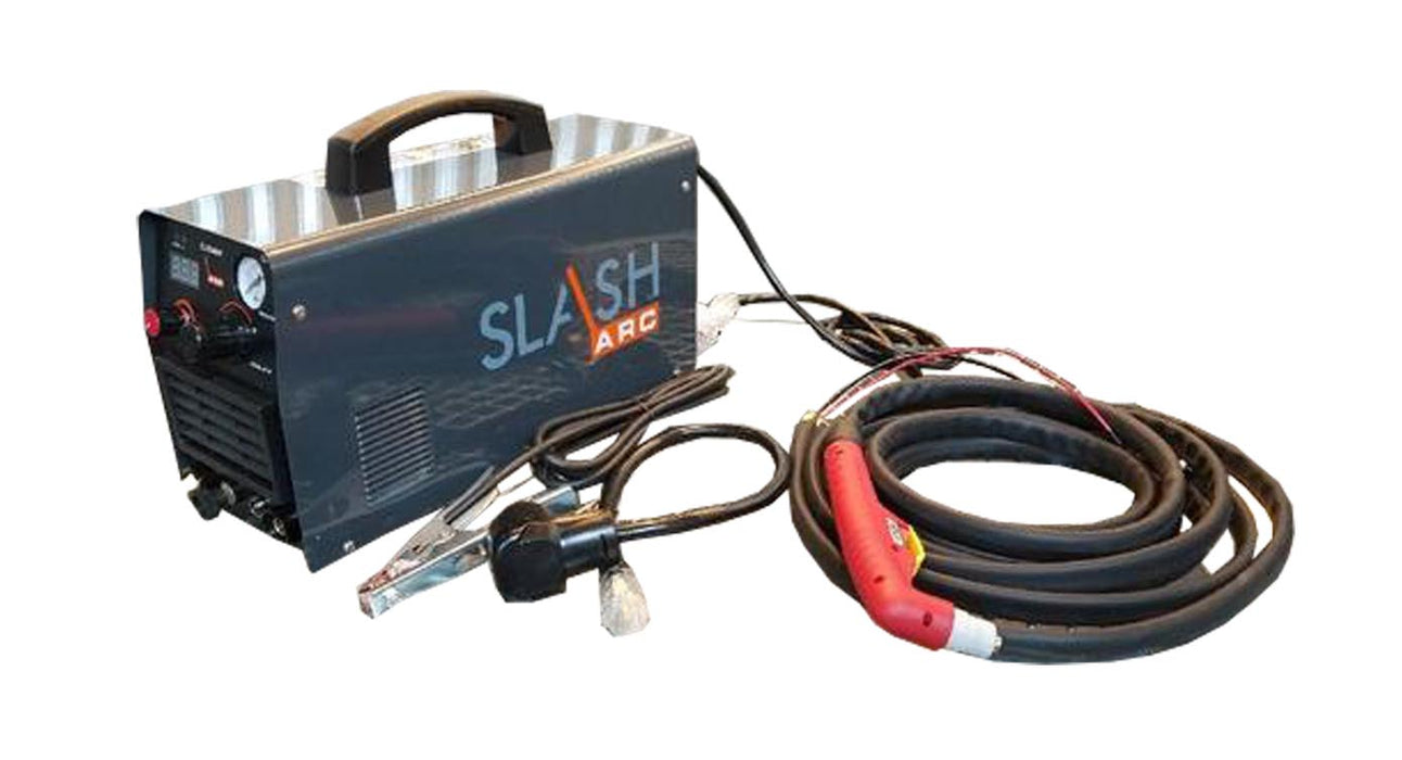 SlashArc CUT40 Plasma Cutter 40 Amp Dual Voltage 115/230v with 20' torch 3 year warranty