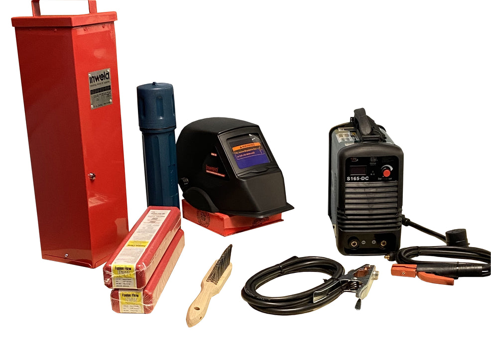 ULTIMATE STICK PACKAGE COPLAY-NORSTAR S165 STICK WELDER PACKAGE