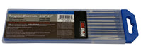 "TIG Welding Tungsten Electrode 2% Lanthanated Blue 3/32""x7"" 10 pack"