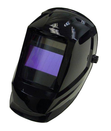 Weldcote Metals DIGITAL Auto-Darkening Welding Helmet - Sh 9-13 - KLEARVIEW PLUS
