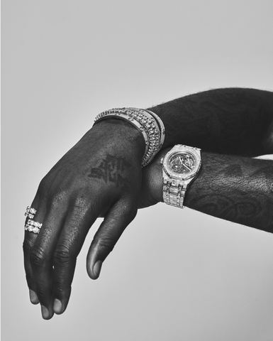 Ahmed Klink - Meek Mill, Hands