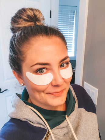 Self Care: Eye Masks!