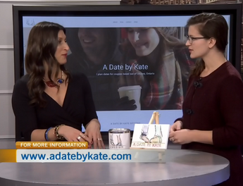 Cyber Monday: A Date by Kate Can (Ottawa)