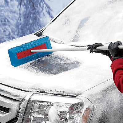 Snobrum Snow Tool For Your Car And Suv Made In The Usa