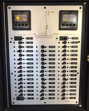 Main Panel Upgrade: Oyster 48