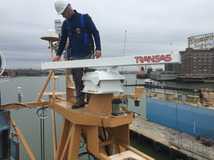 Transas Navi-Sailor 4000 ECDIS - Radar Installation